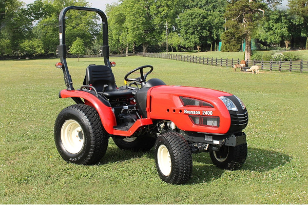 Branson Tractors | Tractors | 00 Series 24 hp for sale at Hines Equipment, A full-service equipment dealer in Central Pennsylvania.