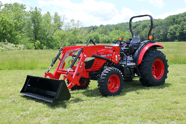 Branson Tractors | Tractors | 35 Series 58 hp for sale at Hines Equipment, A full-service equipment dealer in Central Pennsylvania.
