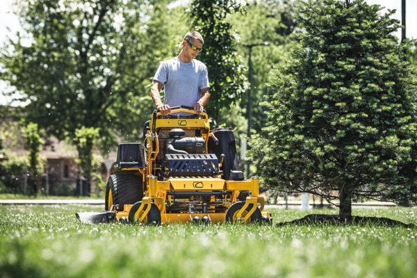 Cub Cadet | Commercial Equipment | Stand-On Mowers for sale at Hines Equipment, A full-service equipment dealer in Central Pennsylvania.