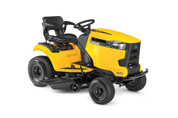 Cub Cadet LT42 e for sale at Hines Equipment, A full-service equipment dealer in Central Pennsylvania.