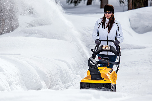 Cub Cadet | Snow Blowers | 1X™ Single-Stage Power for sale at Hines Equipment, A full-service equipment dealer in Central Pennsylvania.