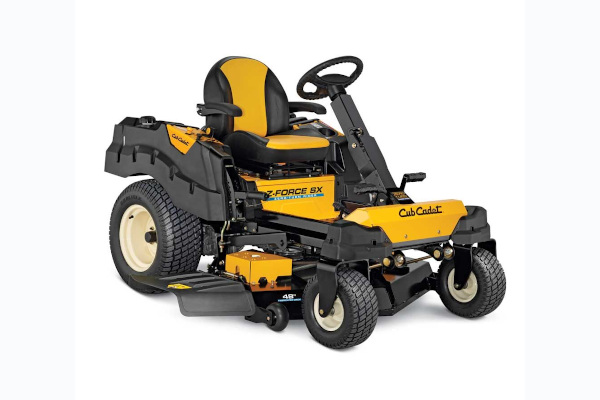 Cub Cadet | Z-Force S/SX Series | Model Z-FORCE SX 48 for sale at Hines Equipment, A full-service equipment dealer in Central Pennsylvania.