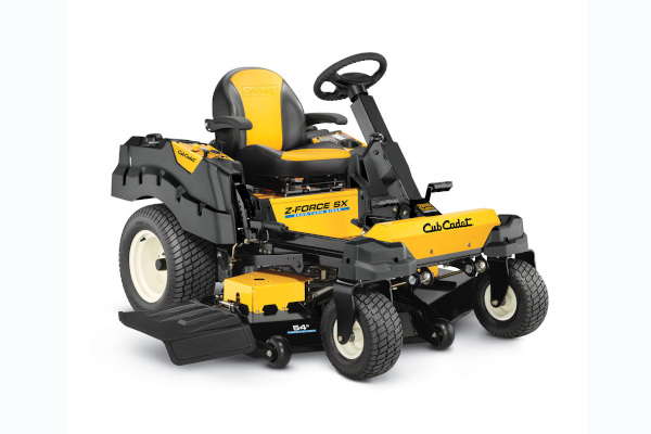 Cub Cadet | Z-Force S/SX Series | Model Z-Force SX 54 for sale at Hines Equipment, A full-service equipment dealer in Central Pennsylvania.