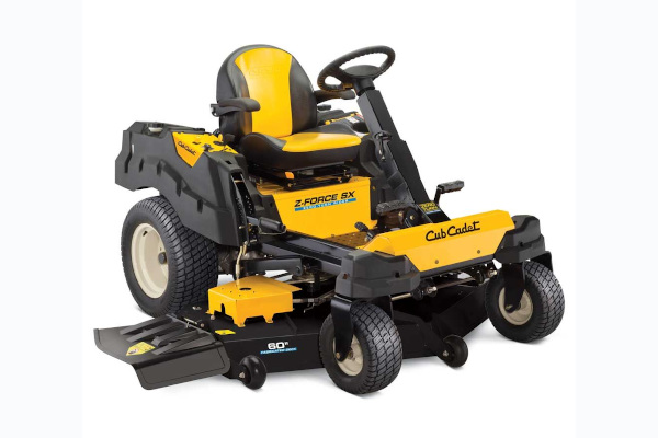 Cub Cadet | Z-Force S/SX Series | Model Z-Force  SX 60 for sale at Hines Equipment, A full-service equipment dealer in Central Pennsylvania.