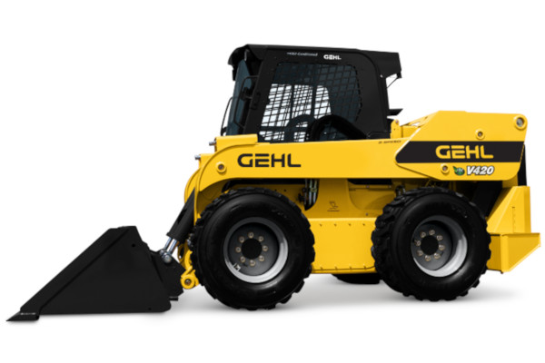 Gehl | Vertical Lift | Model V420 for sale at Hines Equipment, A full-service equipment dealer in Central Pennsylvania.