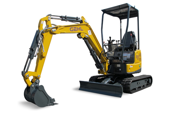 Gehl | Compact Excavators | Model Z17 GEN: 2 for sale at Hines Equipment, A full-service equipment dealer in Central Pennsylvania.