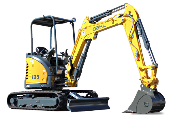 Gehl | Compact Excavators | Model Z25 for sale at Hines Equipment, A full-service equipment dealer in Central Pennsylvania.