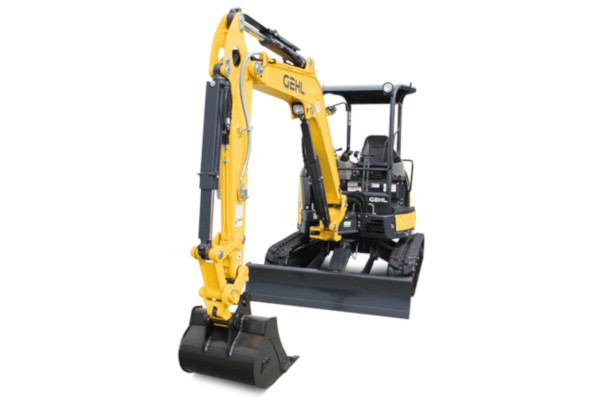 Gehl | Compact Excavators | Model Z35 GEN:2 for sale at Hines Equipment, A full-service equipment dealer in Central Pennsylvania.