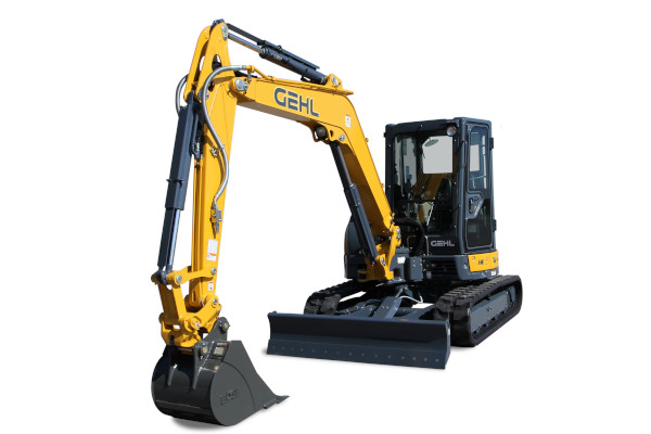 Gehl | Compact Excavators | Model Z55 Compact Excavator for sale at Hines Equipment, A full-service equipment dealer in Central Pennsylvania.