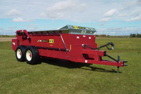 H&S | Heavy Duty Manure Spreaders | Model Model 3166 for sale at Hines Equipment, A full-service equipment dealer in Central Pennsylvania.
