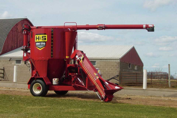 H&S GM170 for sale at Hines Equipment, A full-service equipment dealer in Central Pennsylvania.