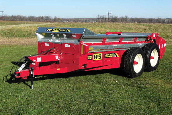 H&S Model 3131 for sale at Hines Equipment, A full-service equipment dealer in Central Pennsylvania.