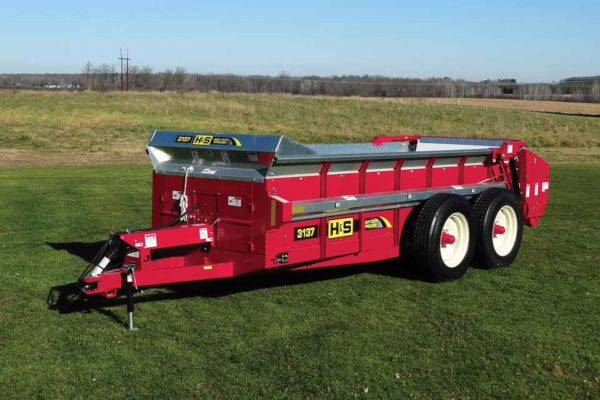 H&S Model 3137 for sale at Hines Equipment, A full-service equipment dealer in Central Pennsylvania.