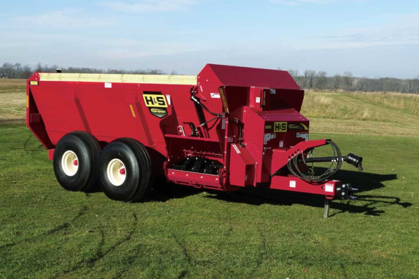 H&S | Top Shot Side Discharge Manure Spreaders | Model Model 5226 for sale at Hines Equipment, A full-service equipment dealer in Central Pennsylvania.