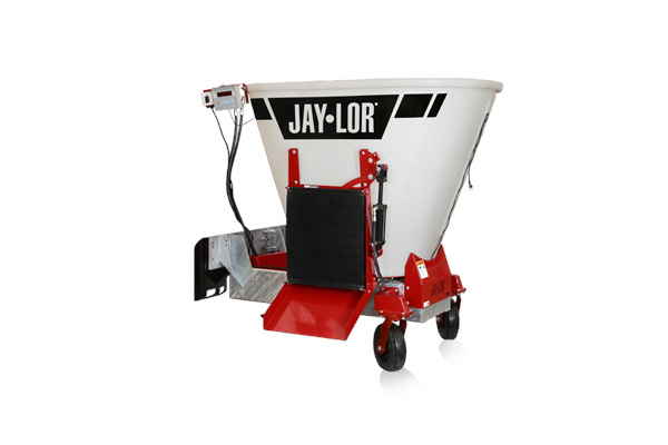 Jaylor | Mini TMR Mixers | Model 5050 Skid Steer for sale at Hines Equipment, A full-service equipment dealer in Central Pennsylvania.