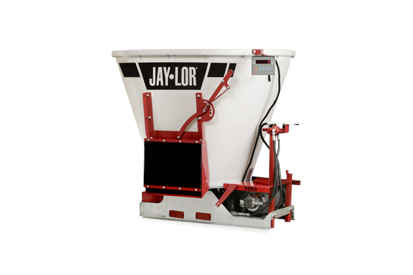 Jaylor | Mini TMR Mixers | Model 5050 Stationary for sale at Hines Equipment, A full-service equipment dealer in Central Pennsylvania.