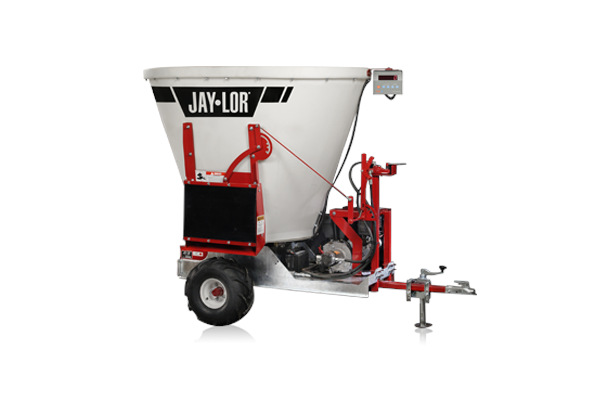 Jaylor | Mini TMR Mixers | Model 5050 Trailer for sale at Hines Equipment, A full-service equipment dealer in Central Pennsylvania.