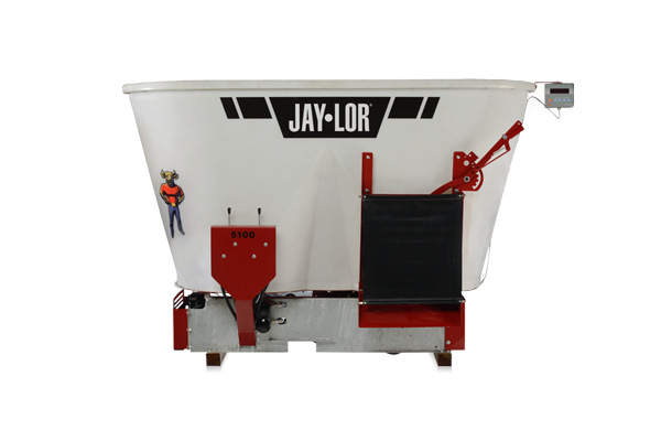 Jaylor | Mini TMR Mixers | Model 5100 Stationary for sale at Hines Equipment, A full-service equipment dealer in Central Pennsylvania.