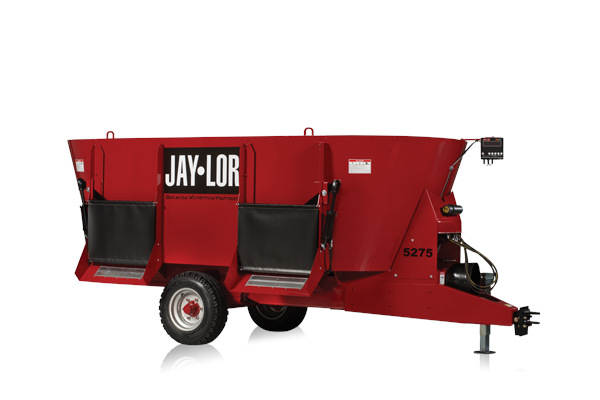 Jaylor | Mini TMR Mixers | Model 5275 Trailer for sale at Hines Equipment, A full-service equipment dealer in Central Pennsylvania.