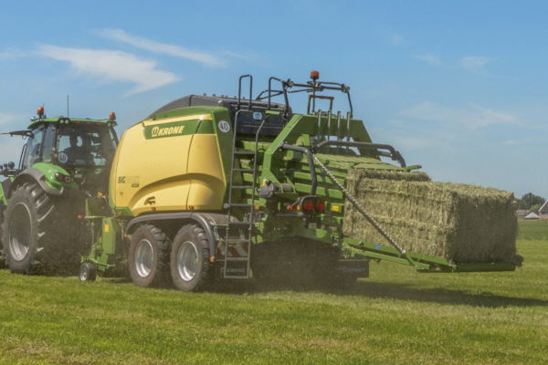 Krone | BiG Pack - The new generation | Model BiG Pack 1290 (VC) for sale at Hines Equipment, A full-service equipment dealer in Central Pennsylvania.