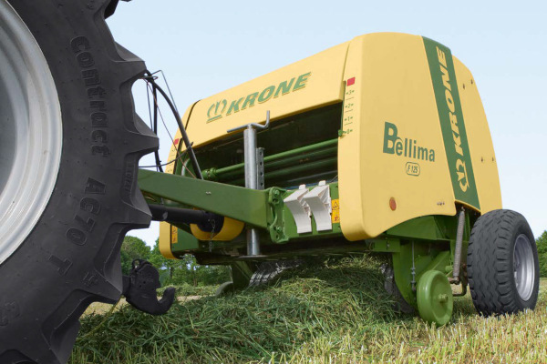 Krone | Bellima Round Balers | Model Bellima F 125 for sale at Hines Equipment, A full-service equipment dealer in Central Pennsylvania.