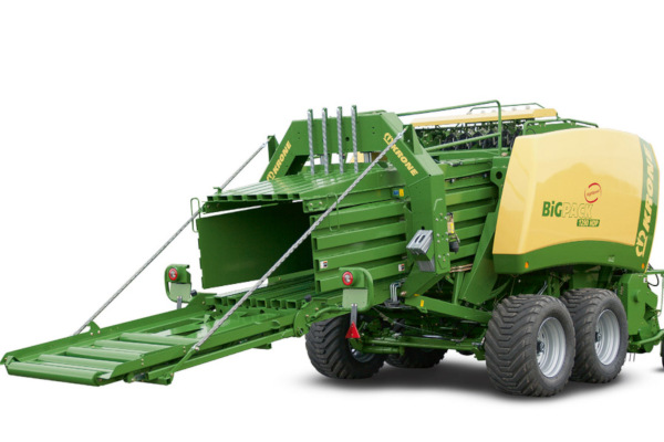 Krone BiG Pack HighSpeed 1290 HDP XC for sale at Hines Equipment, A full-service equipment dealer in Central Pennsylvania.