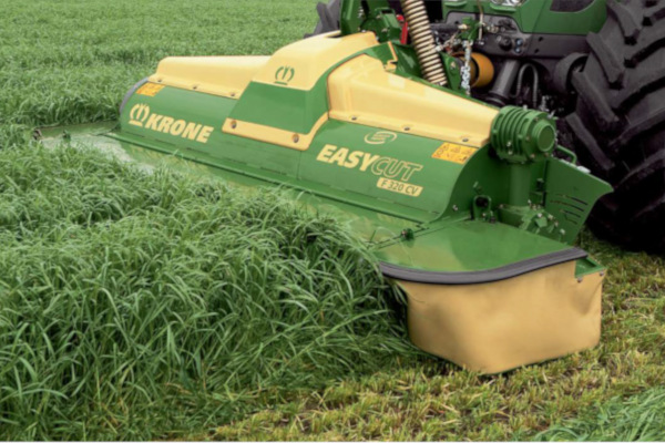Krone | Front-Mounted Disc Mowers EasyCut F | Model EasyCut F 320 CR for sale at Hines Equipment, A full-service equipment dealer in Central Pennsylvania.