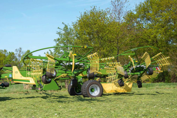 Krone Swadro TC 1370 for sale at Hines Equipment, A full-service equipment dealer in Central Pennsylvania.