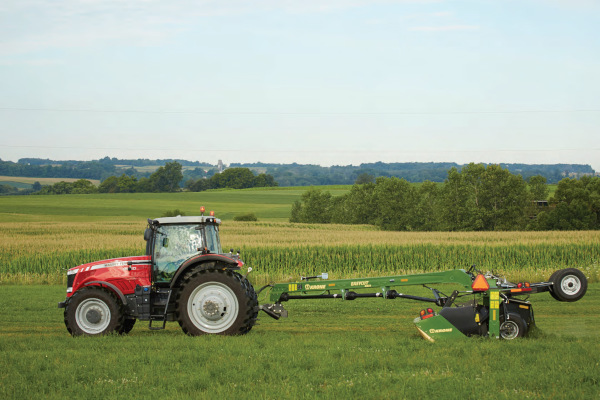 Krone | Pull Type Mower EasyCut | Model EasyCut TC 400 for sale at Hines Equipment, A full-service equipment dealer in Central Pennsylvania.