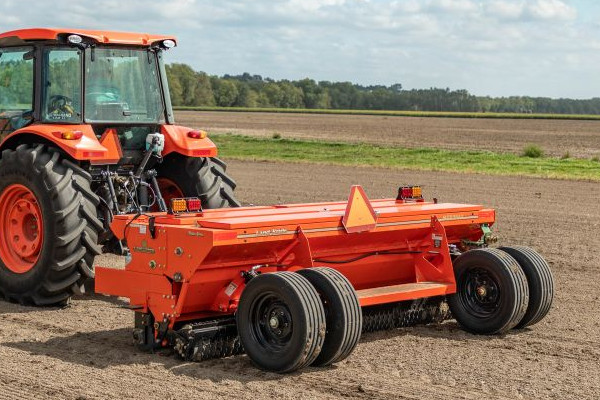 Land Pride | Compact Drills | NTS26 Series No-Till Seeder for sale at Hines Equipment, A full-service equipment dealer in Central Pennsylvania.