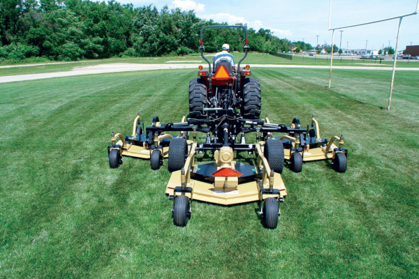 Land Pride | Grooming Mowers | AFM4214 All-Flex Mowers for sale at Hines Equipment, A full-service equipment dealer in Central Pennsylvania.