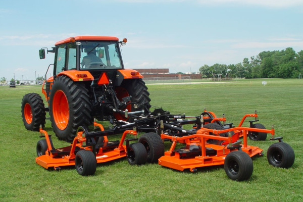 Land Pride | Grooming Mowers | AFM4216 All-Flex Mowers for sale at Hines Equipment, A full-service equipment dealer in Central Pennsylvania.