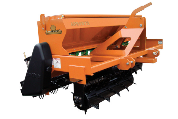 Land Pride | Seeders | APS15 Series All Purpose Seeders for sale at Hines Equipment, A full-service equipment dealer in Central Pennsylvania.