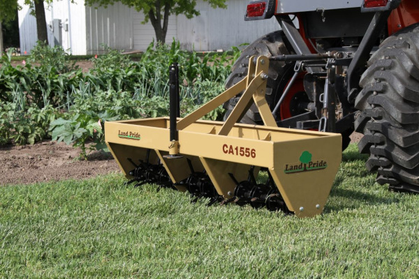 Land Pride | Dirtworking | CA15 Series Core Aerators for sale at Hines Equipment, A full-service equipment dealer in Central Pennsylvania.
