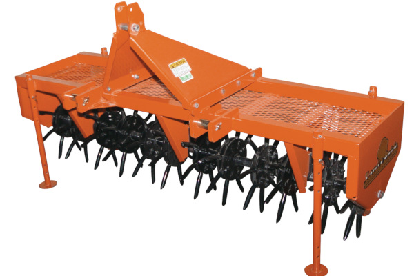 Land Pride | Dirtworking | CA25 Series Core Aerators for sale at Hines Equipment, A full-service equipment dealer in Central Pennsylvania.