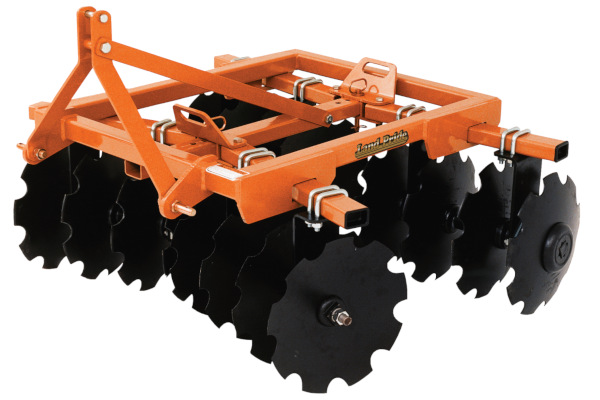 Land Pride | Dirtworking | DH15 Series Disc Harrows for sale at Hines Equipment, A full-service equipment dealer in Central Pennsylvania.