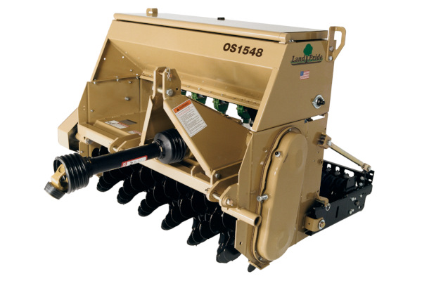 Land Pride | OS15 Series Overseeders | Model OS1548 for sale at Hines Equipment, A full-service equipment dealer in Central Pennsylvania.