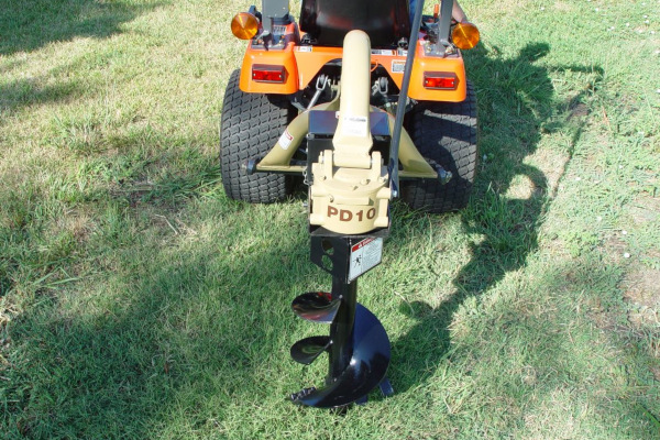 Land Pride | Dirtworking | PD10 Series Post Hole Diggers for sale at Hines Equipment, A full-service equipment dealer in Central Pennsylvania.