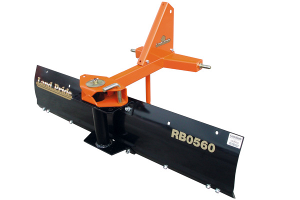 Land Pride | RB05 Series Rear Blades | Model RB0548 for sale at Hines Equipment, A full-service equipment dealer in Central Pennsylvania.