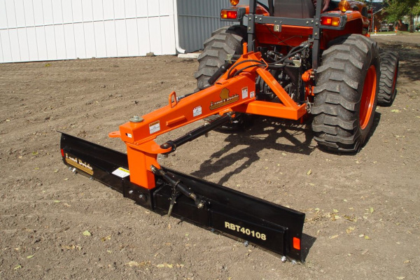 Land Pride | RBT40 Series Rear Blades | Model RBT40108 for sale at Hines Equipment, A full-service equipment dealer in Central Pennsylvania.