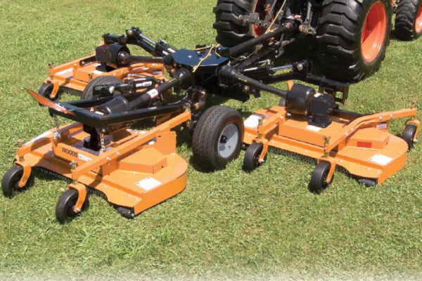 Woods | Finish Mower | Turf Batwing for sale at Hines Equipment, A full-service equipment dealer in Central Pennsylvania.