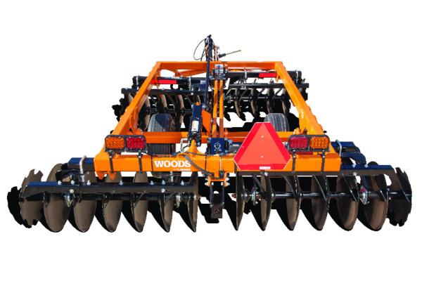 Woods | Disc Harrows | Model DHM96 for sale at Hines Equipment, A full-service equipment dealer in Central Pennsylvania.