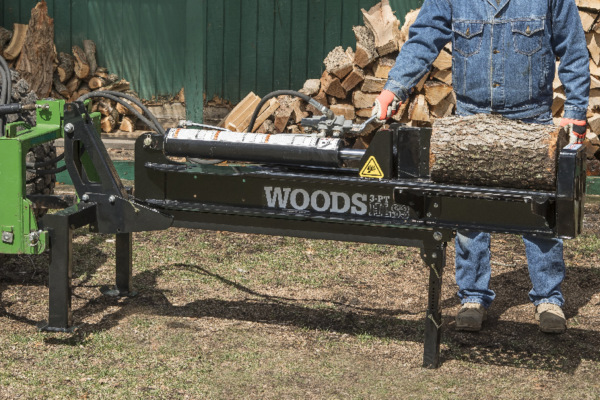 Woods | Wood & Brush | Log Splitters for sale at Hines Equipment, A full-service equipment dealer in Central Pennsylvania.