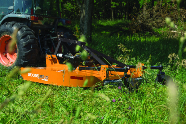 Woods | Rotary Cutters | Multi-Spindle Cutters for sale at Hines Equipment, A full-service equipment dealer in Central Pennsylvania.