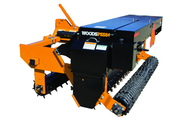 Woods | Precision Super Seeders | Model PSS84 for sale at Hines Equipment, A full-service equipment dealer in Central Pennsylvania.