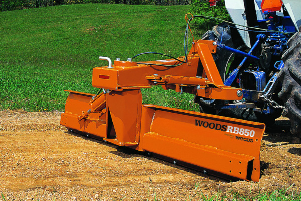 Woods RB850 for sale at Hines Equipment, A full-service equipment dealer in Central Pennsylvania.