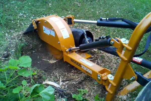 Woods | Wood & Brush | Stump Grinders for sale at Hines Equipment, A full-service equipment dealer in Central Pennsylvania.