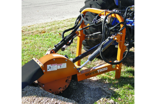 Woods TSG50 for sale at Hines Equipment, A full-service equipment dealer in Central Pennsylvania.