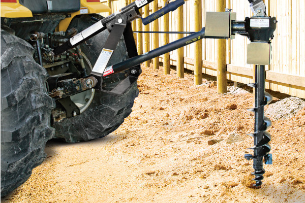 Yanmar | Posthole Digger | Model YPH25 for sale at Hines Equipment, A full-service equipment dealer in Central Pennsylvania.