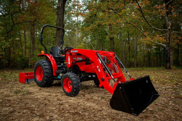 Branson Tractors | Tractors | 15 Series 25-48 hp for sale at Hines Equipment, A full-service equipment dealer in Central Pennsylvania.